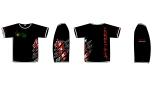 tshirt GRAFFITI black