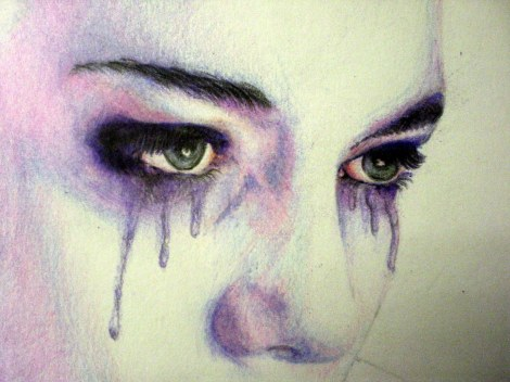 pencil-sketch-of-sad-boy-sitting-alone-images-badge-makes-art-purple-teardrops-i-cry-342029